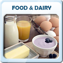 food and dairy