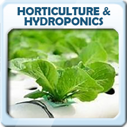 horticulture and hydroponics